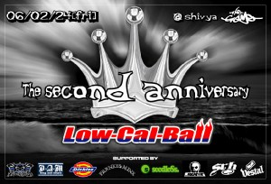 Low-Cal-Ball vol.19 ~The 2nd Anniversary~